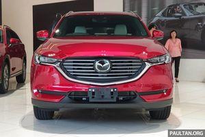Mazda CX-8 chốt ngày ra mắt, phả hơi nóng lên Hyundai SantaFe