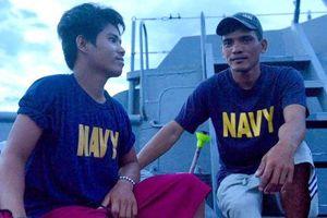 Vụ ngư dân Việt cứu 22 thuyền viên Philippines nghi bị tàu Trung Quốc đâm chìm trên Biển Đông