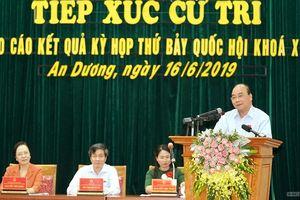 Thủ tướng: Cán bộ lợi dụng quyền lực để vi phạm phải bị xử lý nghiêm
