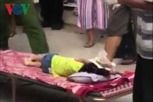 Bé gái 3 tuổi bị xe đưa đón học sinh đâm tử vong tại Đà Nẵng