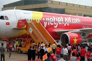 Lịch bay của Vietjet vẫn chưa trở lại bình thường