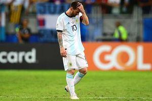 Kết quả Copa America: Messi bất lực, Argentina thua Colombia