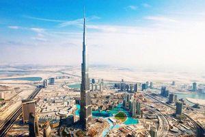 Kiến trúc độc của 5 tòa nhà cao nhất thế giới