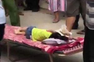 Xe đưa đón học sinh tông chết cháu gái 3 tuổi ở Đà Nẵng
