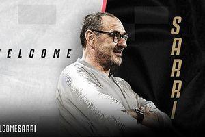 HLV Maurizio Sarri chia tay Chelsea, dẫn dắt Juventus