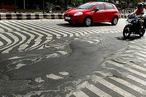 Nắng nóng kỷ lục tại Ấn Độ