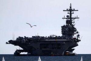 Lý do Mỹ chưa đưa tàu sân bay vào eo biển Hormuz, Vịnh Ba Tư