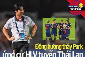 Đồng hương thầy Park ứng cử ghế HLV tuyển Thái Lan