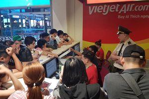 VietJet tăng chuyến nhưng chưa hết delay