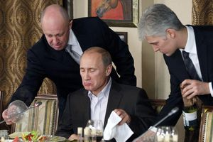 'Đầu bếp của Putin' - tỷ phú quyền lực ở Kremlin