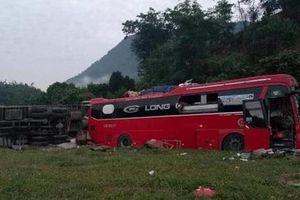 Không biết tốc độ xe tải trong tai nạn với ôtô khách làm 3 người chết