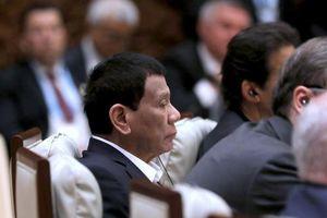 Bộ trưởng Philippines họp về tàu cá bị đâm nhưng không có TT Duterte