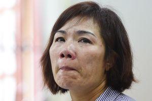 Nữ tài xế BMW ân hận vì gây tai nạn chết người ở Hàng Xanh