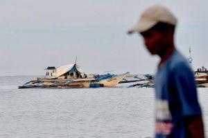 Phủ tổng thống Philippines triệu đại sứ TQ vì vụ tàu cá bị đâm chìm