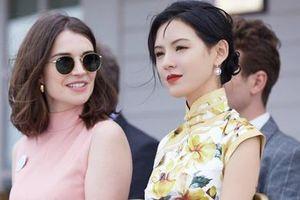 Nữ diễn viên 'Như Ý truyện' gây sốt với bộ đồ tuyệt đẹp