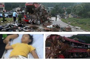 Thông tin mới vụ xe khách đấu đầu xe tải khiến 40 người thương vong