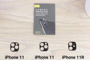 Phụ kiện cho thấy iPhone 11 sẽ có 3 camera