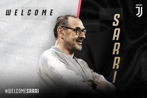 Rời Chelsea, Sarri chính thức ký hợp đồng 3 năm với Juventus
