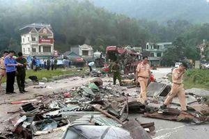 Công điện của Thủ tướng Chính phủ về khắc phục hậu quả TNGT tại Hòa Bình