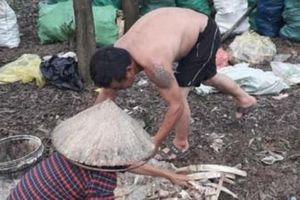 Thái Nguyên: 'Núi' xương động vật bốc mùi nồng nặc giữa khu dân cư