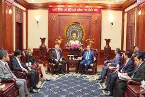 TP Hồ Chí Minh kêu gọi Hoa Kỳ đầu tư vào các lĩnh vực ưu tiên
