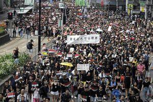 Lãnh đạo Hồng Kông trước áp lực từ chức