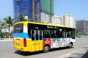 Triển khai chiến dịch tuyên truyền, vận động người dân đi xe buýt