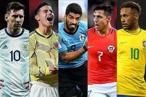 Lịch thi đấu bóng đá Copa America 2019: Vì sao Uruguay trở thành ứng viên số 1