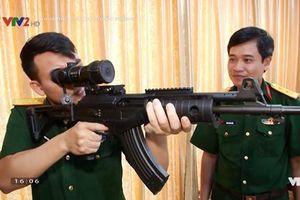 Việt Nam gắn 'mắt thần' cho súng trường Galil ACE