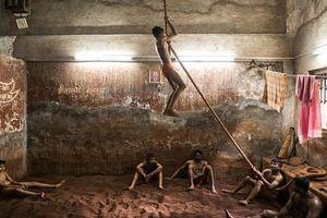 Đô vật bùn Kushti của Ấn Độ: Nhịn dục khổ luyện để đổi đời