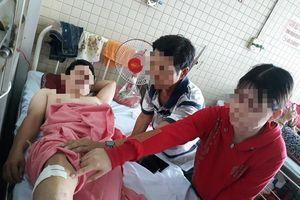 Bệnh nhân ở Cà Mau gãy đốt sống ngực, bệnh viện phẫu thuật nhầm cẳng chân