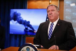 Mỹ: Iran chịu trách nhiệm vụ tấn công ở Vịnh Oman là 'hiển nhiên', Washington để ngỏ lựa chọn quân sự