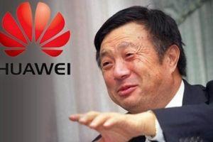 Nhà sáng lập Huawei: Những hạn chế của Washington 'sẽ không thể ngăn chúng tôi'