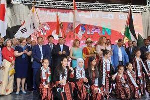 Ấn tượng Festival Asian 'Kỳ diệu phương Đông' tại Bulgaria