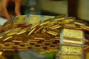 Giá vàng tăng do tình hình bất ổn diễn ra khắp nơi trên thế giới
