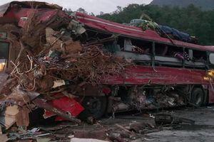 Danh tính các nạn nhân vụ xe tải đấu đầu xe khách khiến 40 người thương vong