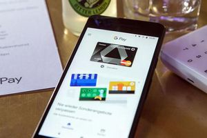 Google Pay không còn cho gửi tiền tại Anh