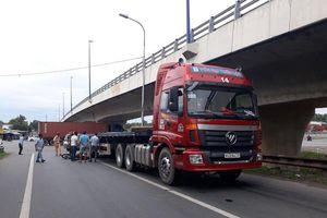 TP.HCM: Tai nạn tại vòng xoay Mỹ Thủy, một phụ nữ tử vong