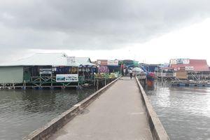 Phú Quốc kiên quyết dẹp bỏ quán ăn, nhà hàng lồng bè trên biển
