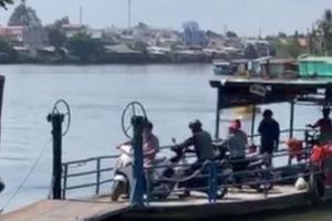 Tăng cường đảm bảo an toàn giao thông đường thủy trên sông Đồng Nai