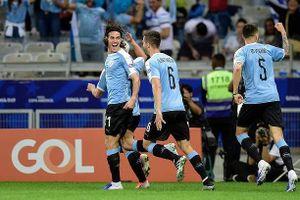 Copa America 2019: Argentina ngã ngựa, Uruguay vùi dập Ecuador 4 bàn không gỡ