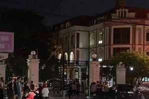 Chuyên viên phòng Nội vụ tử vong tại nhiệm sở ở Thái Bình: Có thể là do tự tử