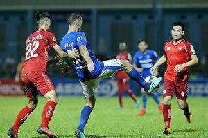 Cựu tiền đạo U19 Việt Nam có bàn thắng đầu tiên tại V.League
