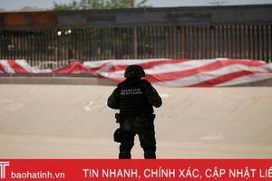 Binh sĩ Mexico bắt đầu tuần tra biên giới, 791 người di cư không giấy tờ bị bắt giữ