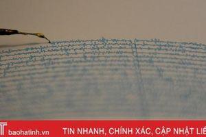 Động đất 5,2 độ phía Đông Bắc Nhật Bản