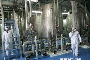 Iran sẽ bỏ qua những hạn chế về dự trữ urani theo JCPOA