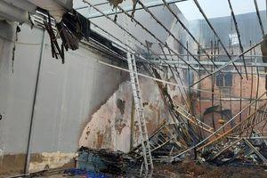 Thông tin mới về vụ cháy hai công ty ở quận Bình Tân