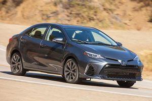 Top 10 ôtô bán chạy nhất thế giới: Toyota Corolla không đối thủ