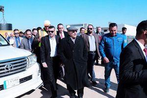 Thủ tướng Iraq đối mặt nhiều cuộc biểu tình phản đối tham nhũng
