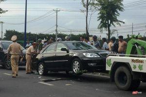 Bắt thêm 1 đối tượng trong nhóm giang hồ chặn vây xe công an ở tỉnh Đồng Nai